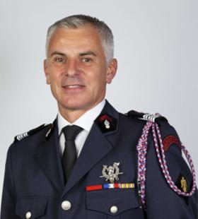 Colonel Grégory Allione