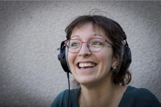 Rachel Magnin, graphiste